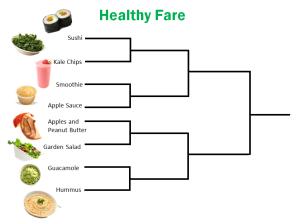 healthy fare