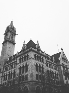 I love the buildings in DT buffalo