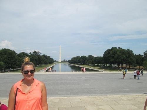 A family trip led us to Washington DC
