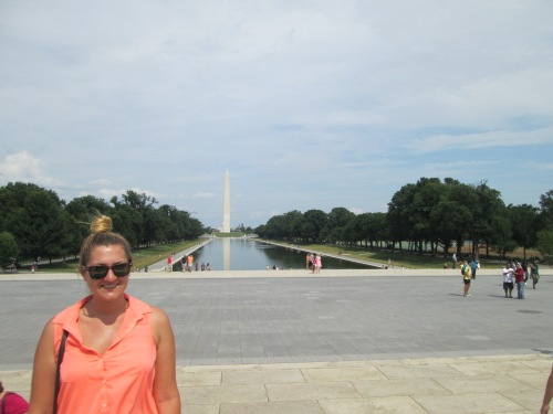 A family trip led us to Washington DC