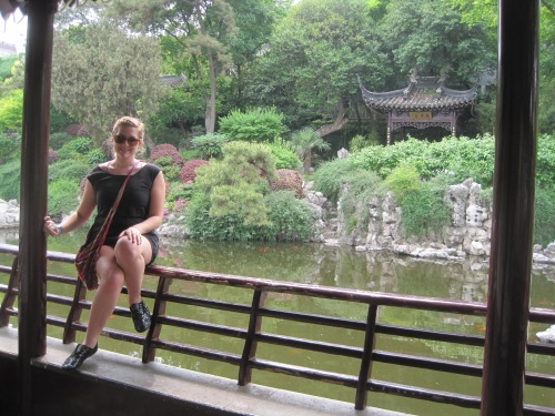 The Confucius Temple in Nanjing